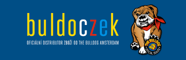 Buldoczek.cz  - autorizovaný e-shop The Bulldog Amsterdam